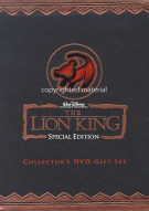 Lion King, The: Special Edition - Collectors Gift Set Movie