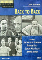 Broadway Theatre Archive: Back To Back Movie