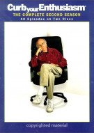 Curb Your Enthusiasm: The Complete Second Season Movie