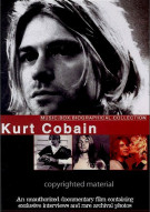Kurt Cobain: Music Box Biographical Collection Movie
