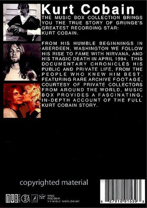 Essay/Term paper: Kurt cobain: collection of personal accounts from family relatives