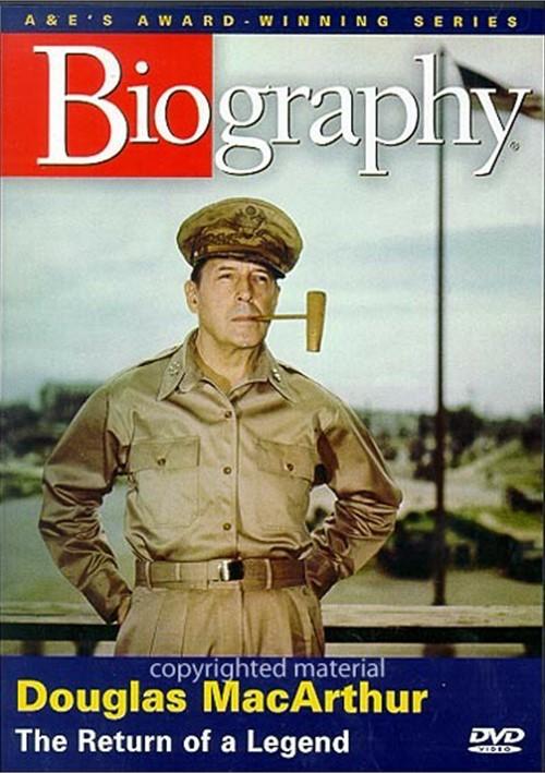 Biography: General Douglas MacArthur
