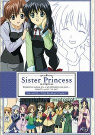 Sister Princess: Volume 6 - One Big Happy Family Movie