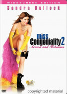 Miss Congeniality 2 (Widescreen) Movie