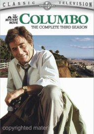 Columbo: The Complete Third Season Movie