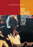 Boz Scaggs:  Greatest Hits Live Movie