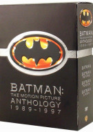 Batman: The Motion Picture Anthology 1989-1997 Movie
