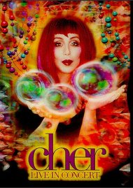 Cher: Live In Concert Movie