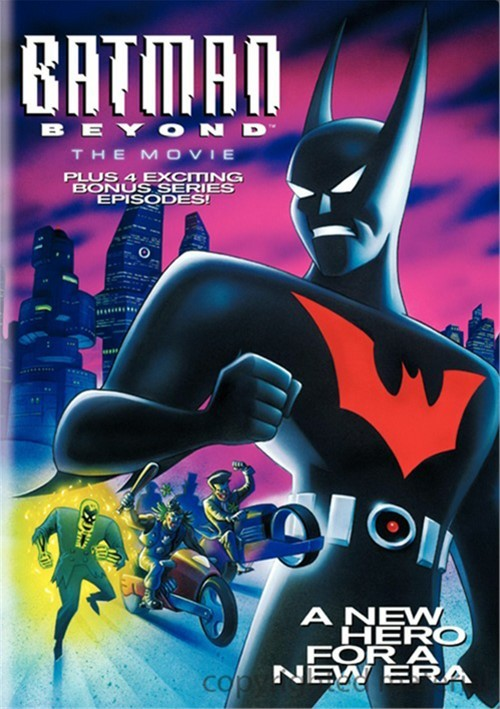 Batman Beyond: The Movie Movie