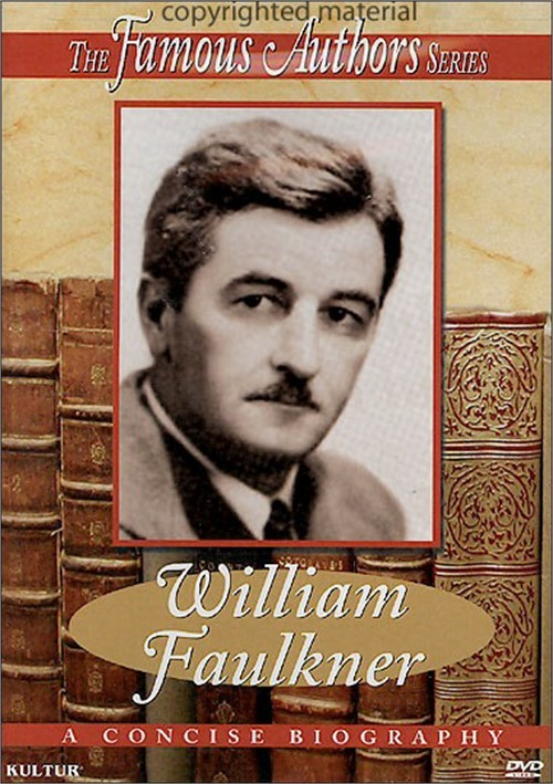 Famous Authors Series, The: William Faulkner Movie