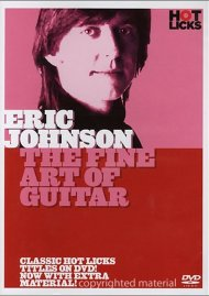 Eric Johnson: The Fine Art Of Guitar Movie