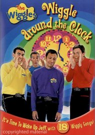 Wiggles: Wiggle Around The Clock Movie