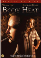 Body Heat: Deluxe Edition Movie