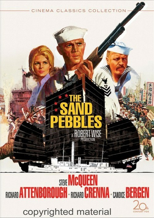 Sand Pebbles, The Movie