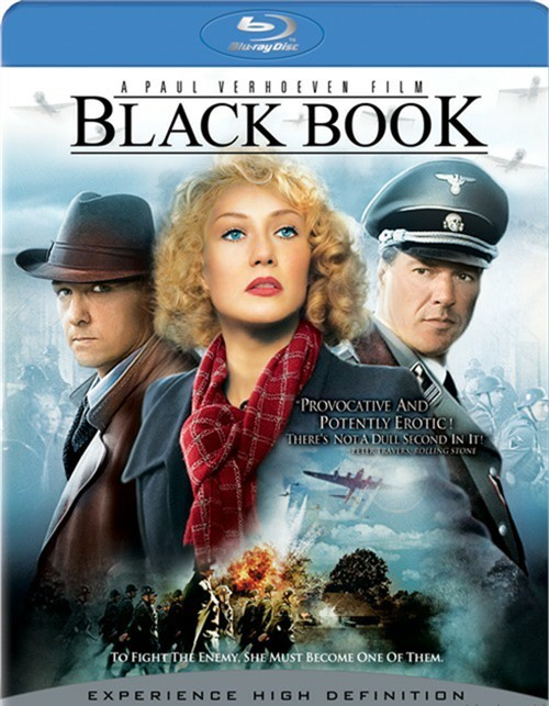 Black Book Blu-ray