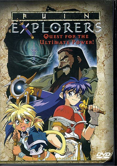 Ruin Explorers Movie