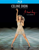 Celine Dion: A New Day - Live In Las Vegas Blu-ray