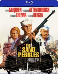 Sand Pebbles, The Blu-ray
