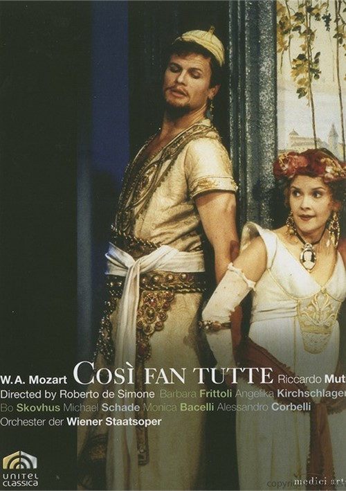 W.A. Mozart: Cosi Fan Tutte Movie