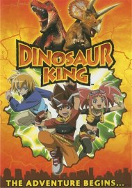 Dinosaur King: The Adventure Begins Movie