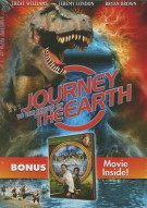 Journey To The Center Of Earth: Bonus DVD - Mysterious Island Movie