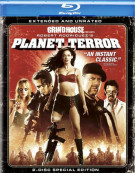 Planet Terror: Extended And Unrated - Special Edition Blu-ray