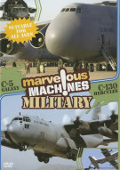 Marvelous Machines: Military - C-5 Galaxy / C-130 Hercules Movie