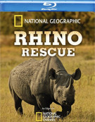 National Geographic: Rhino Rescue Blu-ray