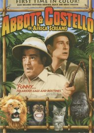 Abbott And Costello: Africa Screams Movie