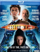 Doctor Who: The End Of Time, Parts One & Two Blu-ray