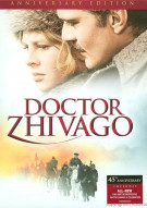 Doctor Zhivago: Anniversary Edition Movie