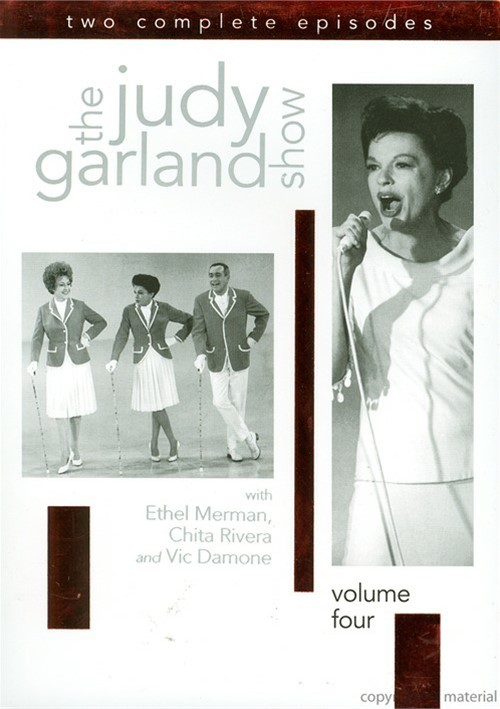 Judy Garland Show, The: Vol. 4 Movie