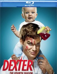 Dexter: The Fourth Season Blu-ray