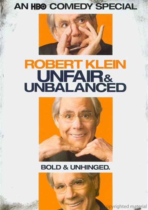 Robert Klein: Unfair & Unbalanced Movie