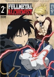 Fullmetal Alchemist: The Complete Second Season Movie