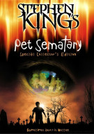 Pet Sematary: Special Collectors Edition (Lenticular O-Sleeve) Movie
