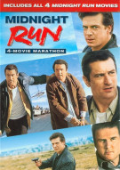 Midnight Run: 4 Movie Marathon Movie