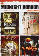 Midnight Horror Collection: Urban Legends Movie