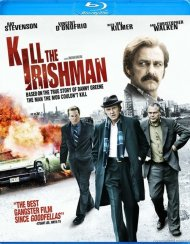 Kill The Irishman Blu-ray