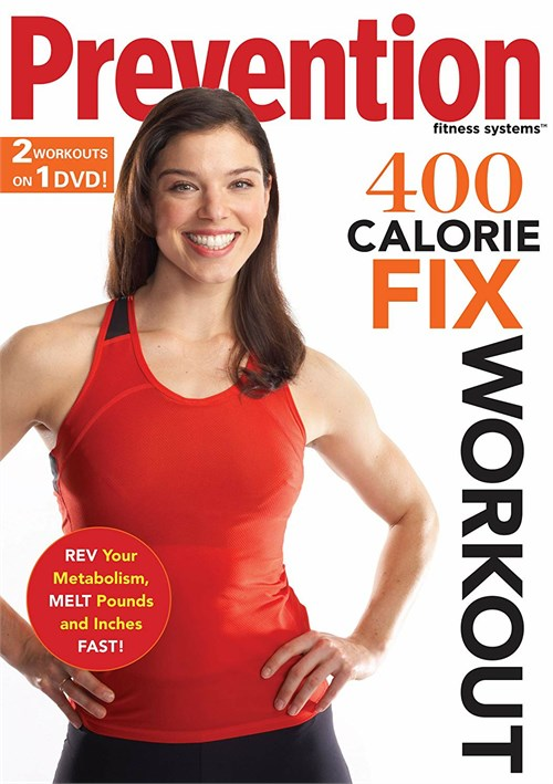 Prevention: 400 Calorie Fix Workout Movie