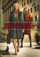 Damages: The Complete Third Season Movie