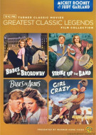 Greatest Classic Films: Mickey Rooney And Judy Garland Movie