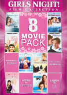 8-Film Girls Night! Collection Movie