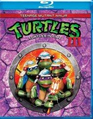 Teenage Mutant Ninja Turtles III Blu-ray