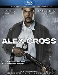 Alex Cross (Blu-ray + Digital Copy + UltraViolet) Blu-ray