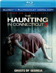 Haunting In Connecticut 2, The: Ghosts Of Georgia (Blu-ray + Digital Copy + UltraViolet) Blu-ray