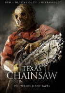 Texas Chainsaw (DVD + Digital Copy + UltraViolet) Movie