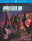 Appleseed XIII: The Complete Series - Alternate Art (Blu-ray + DVD Combo) Blu-ray