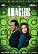 Avengers, The: The Complete Emma Peel Megaset Movie