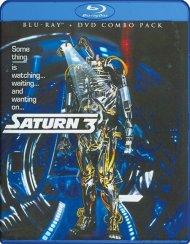 Saturn 3 (Blu-ray + DVD Combo) Blu-ray